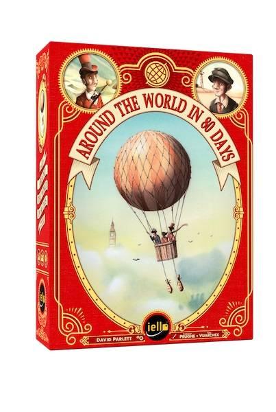 Around the World in 80 Days (engl.)