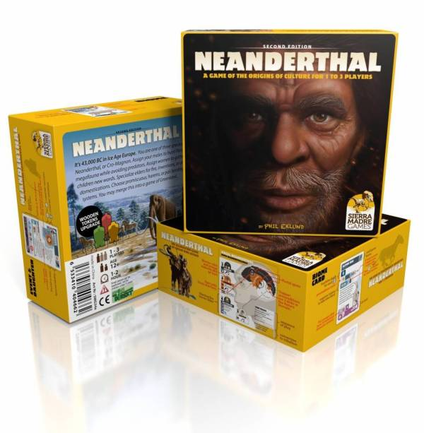 Neanderthal 2nd edition (engl.)
