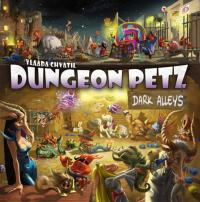 Dungeon Petz: Dark Alleys (Exp.) (engl.)