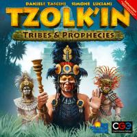 Tzolkin - The Mayan Calendar: Tribes & Prophecies (Exp.) (engl.)