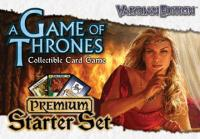 A Game of Thrones (CCG): Valyrian Premiun Starter (engl.)