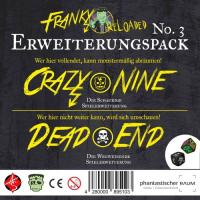 Franky Reloaded: Crazy Nine & Dead End (deutsch/engl.) (Erw. 1)