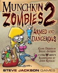 Munchkin Zombies: Armed and Dangerous (Exp.) (engl.)