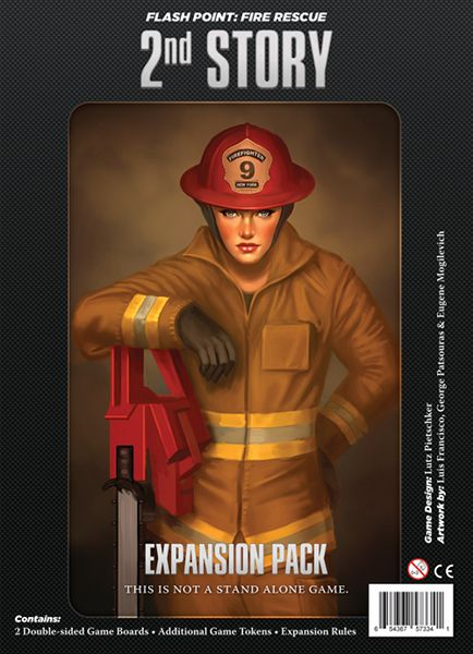 Flash Point: Fire Rescue 2nd Story (Exp.) (engl.)