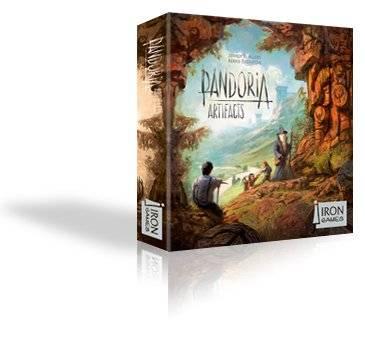 Pandoria: Artifacts (Erw.) (international)