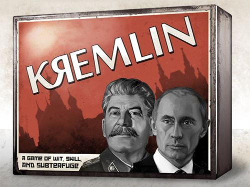 Kremlin - The Game (engl.)