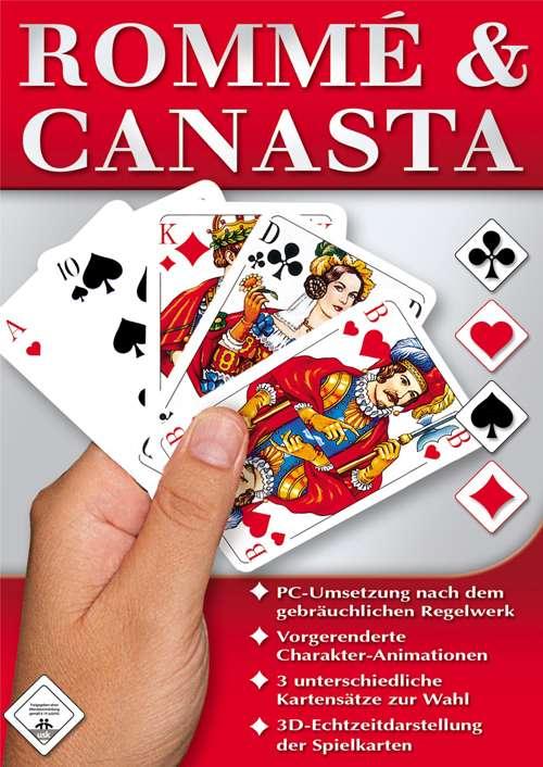 Rommé & Canasta (für PC)