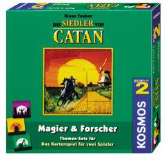 Siedler Themenset - Magier & Forscher