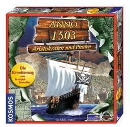 Anno 1503 - Aristokraten und Piraten (Erw.)