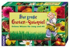 Das große Garten-Quizspiel