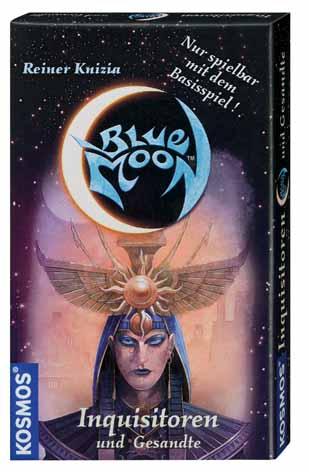 Blue Moon - Inquisitoren & Gesandte (Erw.)