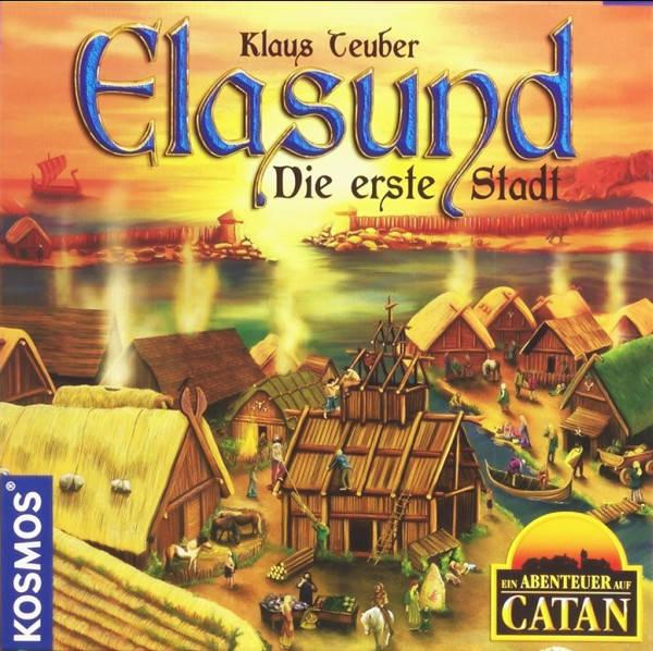 Abenteuer Catan: Elasund - Die erste Stadt