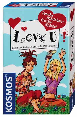 Freche Mädchen - Love U