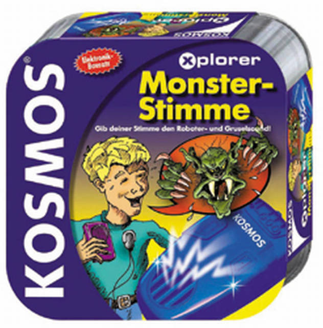 X-Plorer Monsterstimme