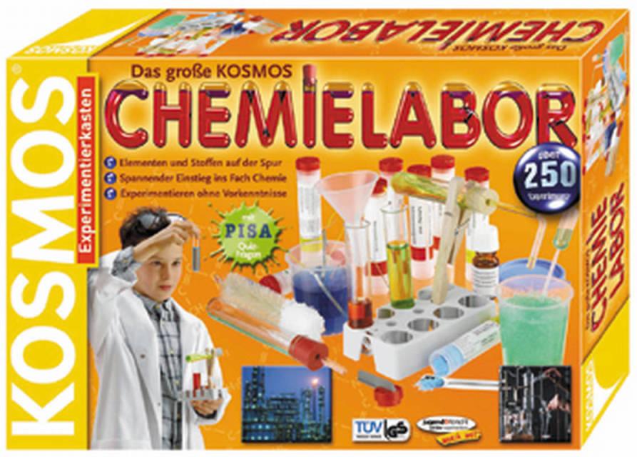 Das große Kosmos-Chemielabor