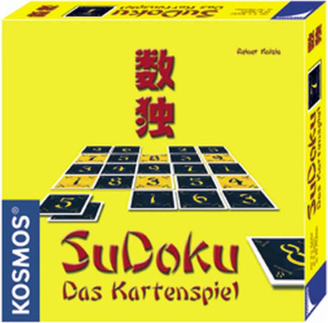 SuDoKu - Das Kartenspiel