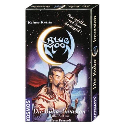 Blue Moon - Die Buka-Invasion