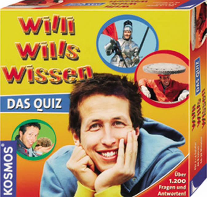 Willi wills wissen - Das Quiz