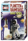 Was ist Was - Planeten & Raumfahrt Quizspiel