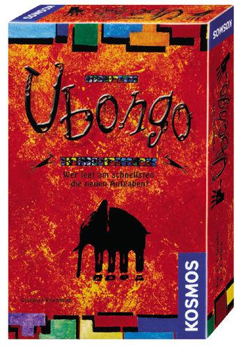 Ubongo - (Mitbringspiel)