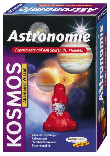 Abententeuer Wissen Astronomie