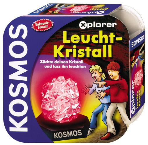 X-Plorer Leuchtkristall