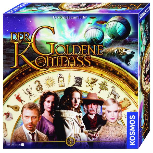 Der goldene Kompass - Spiel zum Film