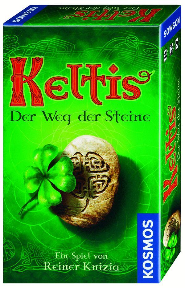 Keltis - Der Weg der Steine (Mitbringspiel)
