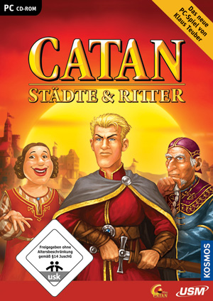 Catan Städte & Ritter - Das PC-Spiel