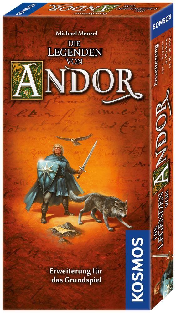 Die Legenden von Andor: Der Sternenschild (Erw.)