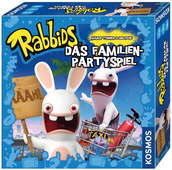 Rabbids - Das Familien-Partyspiel