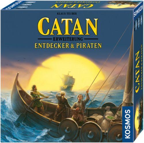 Catan - Entdecker & Piraten (Erw.)