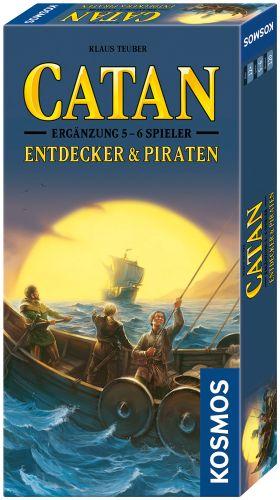 Catan - Entdecker & Piraten 5-6 Spieler (Ergänzung)