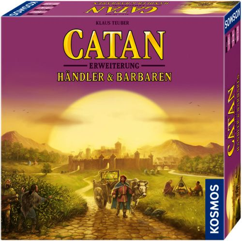 Catan - Händler & Barbaren (Erw.)