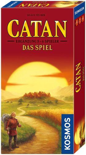 Catan - Das Spiel 5-6 Spieler (Ergänzung)