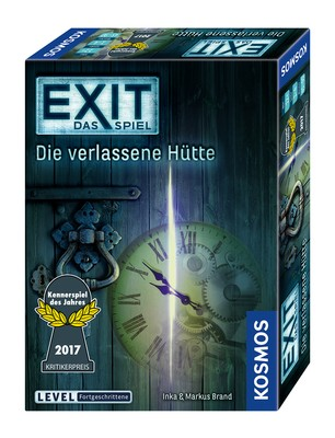 Kosmos - EXIT - Das Spiel: Die verlassene Hütte