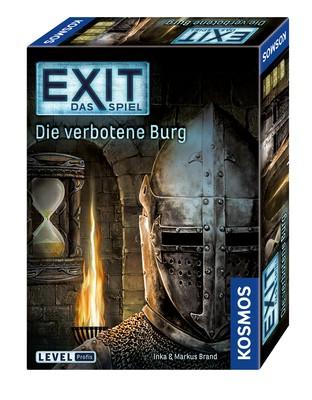 Kosmos - EXIT - Das Spiel:Die verbotene Burg