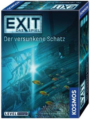 Kosmos - EXIT - Das Spiel: Der versunkene Schatz