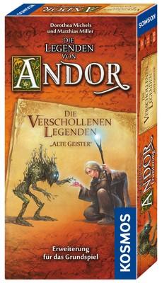 """Die Legenden von Andor: Die verschollenen Legenden Alte Geister"""" (Erw.)"""""""