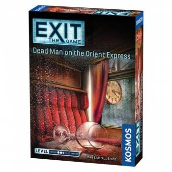 EXiT: Dead Man on the Orient Express (engl.)