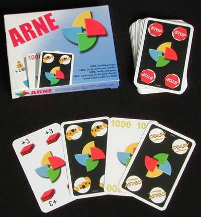 Arne 2-4 Spieler