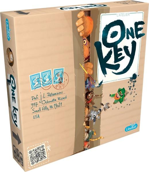 One Key (deutsch)
