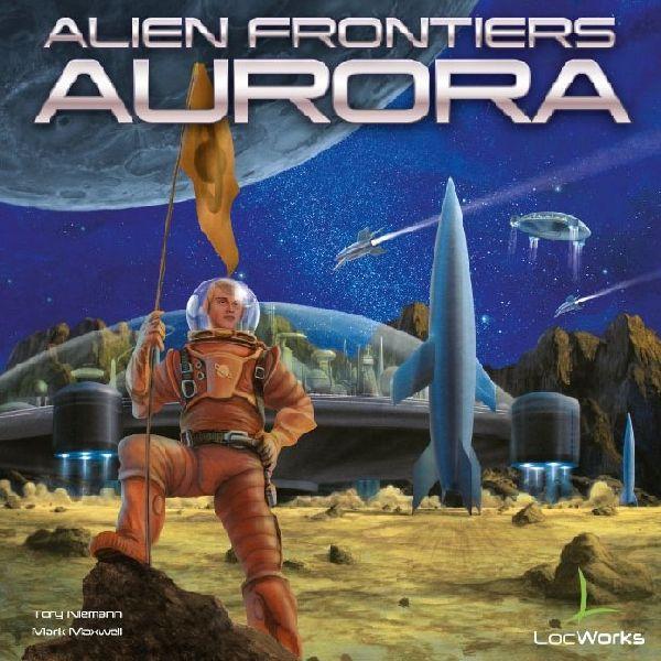 Alien Frontiers: Aurora (deutsch)