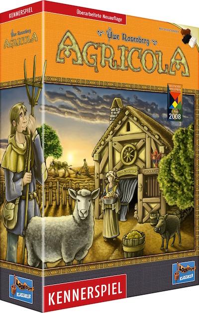 Agricola (aktuelle Auflage)