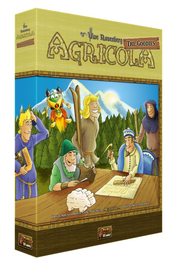 Agricola - The Goodies (Exp.) (engl.)