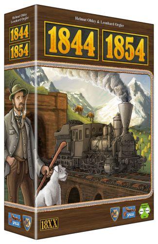 1844/1854 (deutsch/engl.)