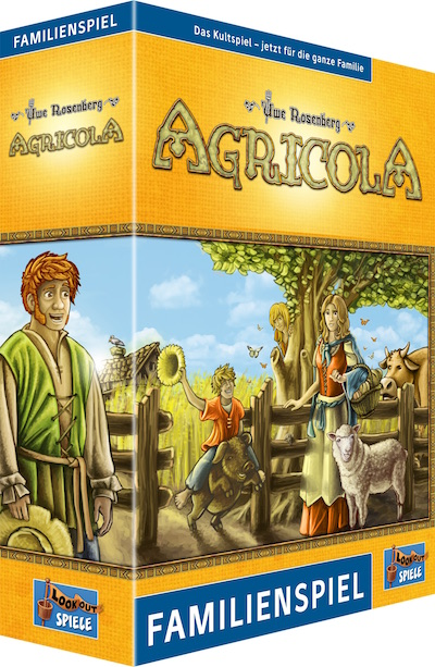 Agricola (Familien Edition)