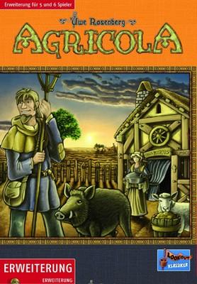 Agricola: 5-6 Spieler (Erw.)