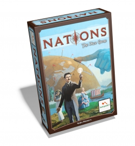 Nations - The Dice Game (engl.)