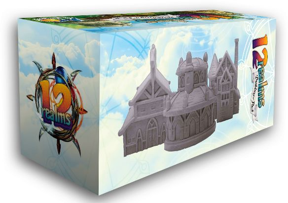 12 Realms: Buildings (Miniatures Pack)